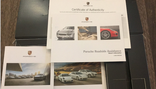 PorscheUSA Documentation